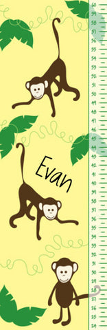 Monkeys Growth Chart