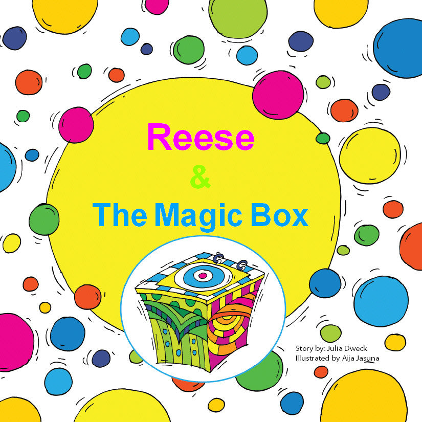 The Magic Box - frecklebox