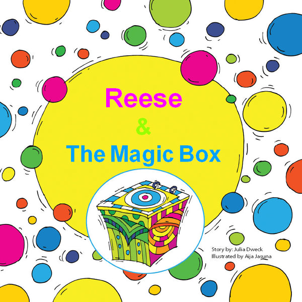 The Magic Box Personalized Storybook - frecklebox