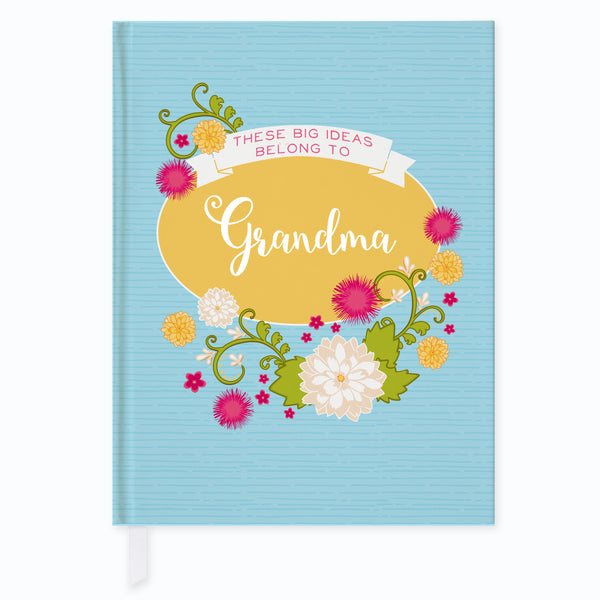 Grandma Journal - frecklebox