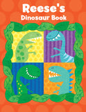 Pee Wee Dinos Coloring Book - frecklebox - 1