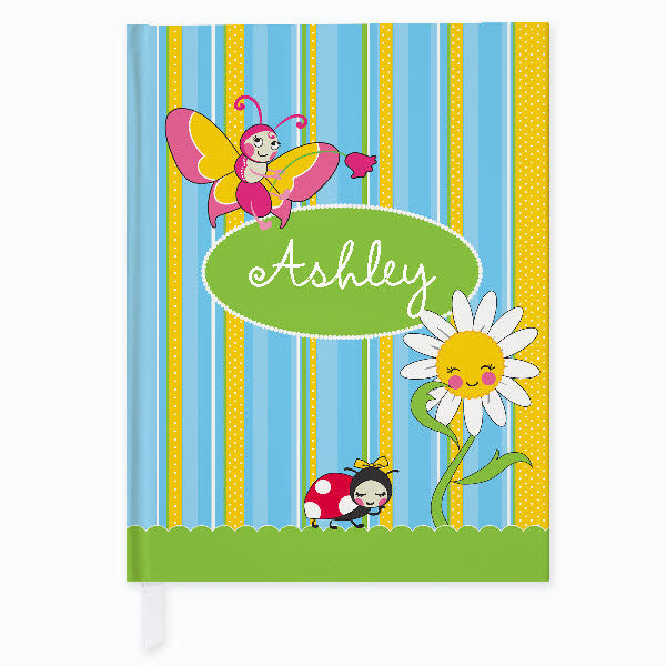 Garden Party Journal - frecklebox
