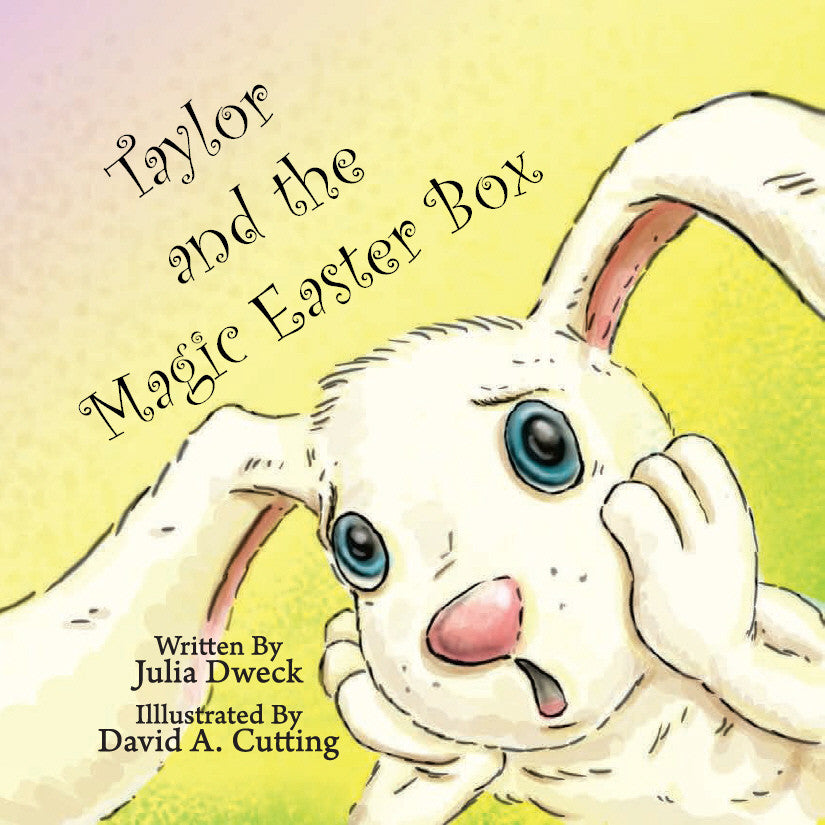 The Magic Easter Box Personalized Storybook - frecklebox