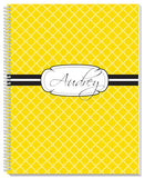 Sunshine Notebook - frecklebox