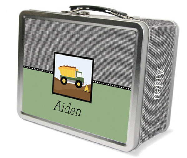 Men at Work Lunchbox - frecklebox