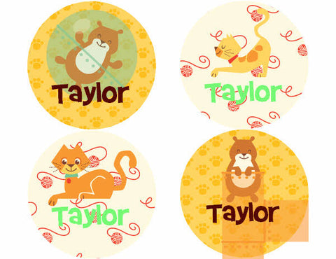 Caleb Pet Park Personalized Stickers