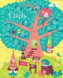 Woodland Gnomes Puzzle - frecklebox - 1