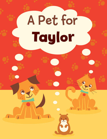 Pet Park Coloring Book