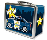 Sheriff's Academy Lunch Box - frecklebox - 1