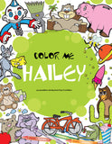 Color Me Coloring Book - frecklebox - 1