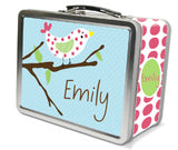 Early Bird Lunch Box - frecklebox