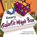 Galactic Box Book - frecklebox - 1