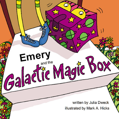 Galactic Box Book