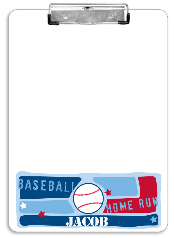 Baseball Clipboard - frecklebox