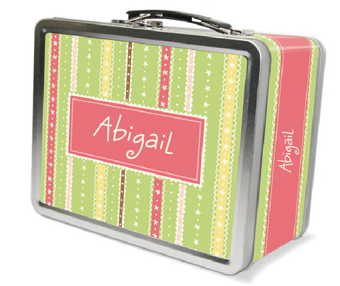 Picnic Stripe Lunchbox