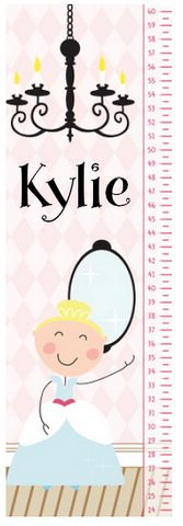 Princess Growth Chart