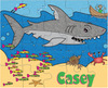 Love Shark Puzzle - frecklebox