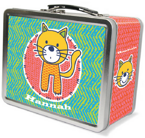 Meow Max Lunchbox - frecklebox