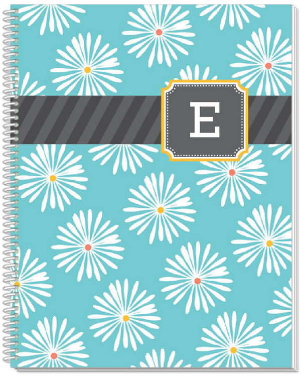 Multi Monogram Sketchbook - frecklebox