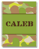 Camo Sketchbook
