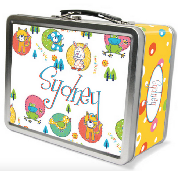 Cheerful Friends Lunchbox - frecklebox