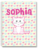 Cute Kitty Sketchbook