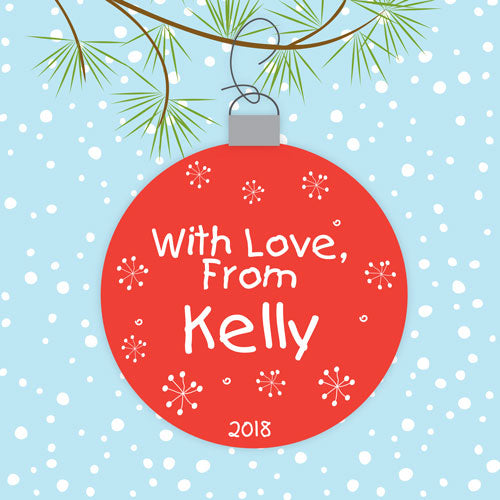 Big Heart Holiday Personalized Storybook - frecklebox