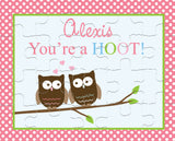 You're A Hoot Puzzle - frecklebox - 1