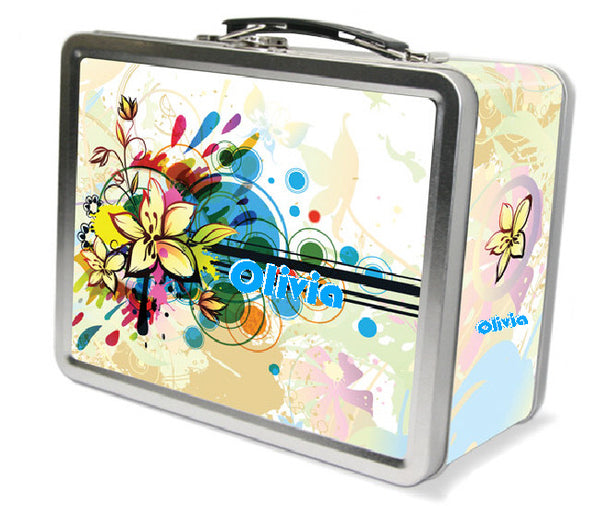 Color Splash Lunchbox - frecklebox