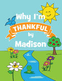 Thankful Coloring Book