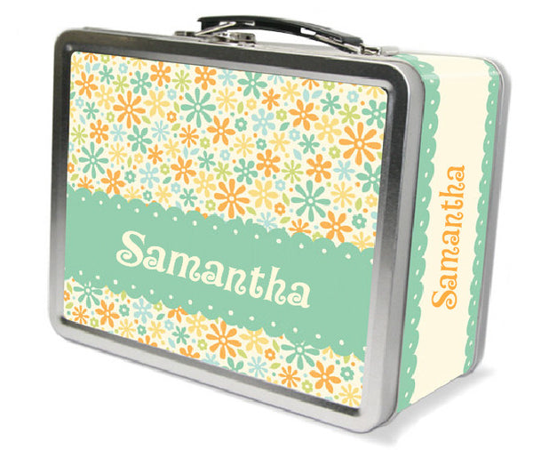 Pretty Petals Lunchbox - frecklebox