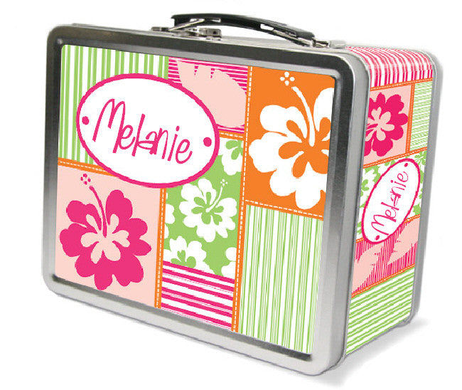 Hula Girl Lunchbox - frecklebox