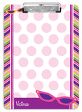 Little Diva Clipboard - frecklebox - 1