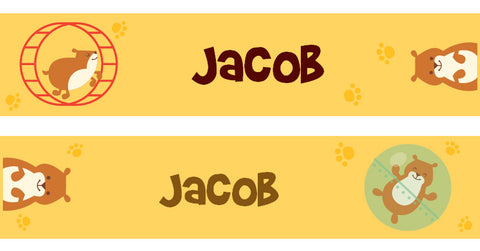 Pet Park Bookmarks