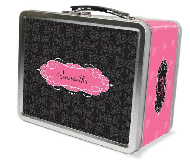 Damask Lunchbox - frecklebox