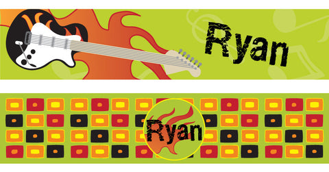 Rock and Roll Bookmarks