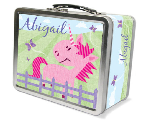 Pink Pastures Lunchbox