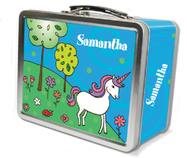 Magical Unicorn Lunch Box - frecklebox