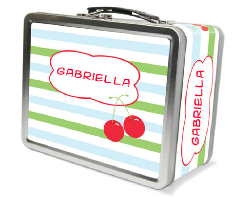 Cherries Lunchbox - Not Available - Testing