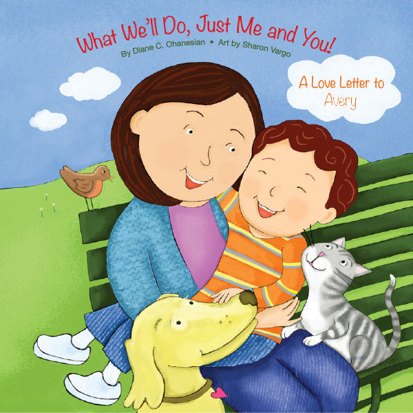 What We'll Do Just Me and You Personalized Storybook - frecklebox