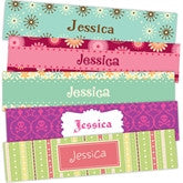 Blossoms Bookmarks - frecklebox