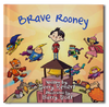 Brave Rooney Personalized Storybook - Hard Cover - frecklebox