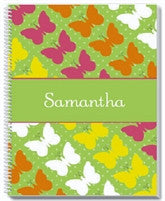 Butterflies Notebook - frecklebox