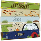 Camping Out Bookmarks - frecklebox - 1