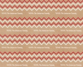 Personalized Chevron Wrapping Paper 6ft - frecklebox