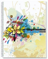 Colorsplash Notebook - frecklebox