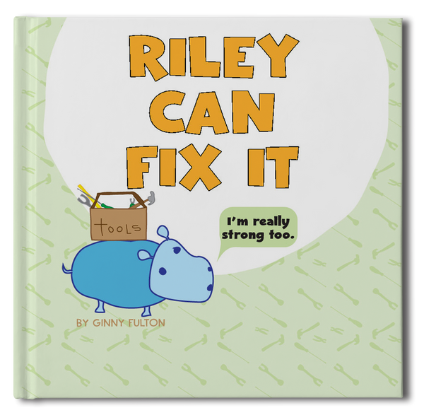 Fix It Personalized Storybook - frecklebox