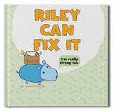 Fix It Book - frecklebox - 1