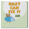 Fix It Book - frecklebox