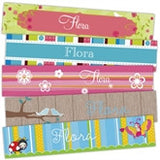 Garden Party Bookmarks - frecklebox - 1